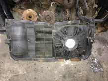 peugeot 205 1.4 1.1 diesel xs base model cooling fan and housing